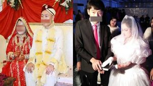 Pakistani Bride marry Chinese Groom